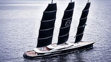 DKSTRA N.A.社の大型ヨット