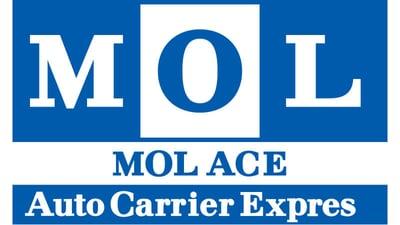 MOLグループ自動車船サービス MOL Auto Carrier Express (MOL ACE)