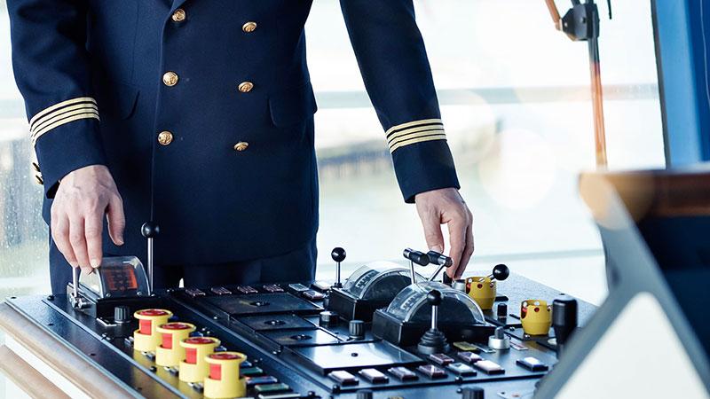 操船に係る安全性の検討