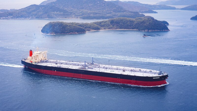 VLCC(Very Large Crude Oil Carrer)