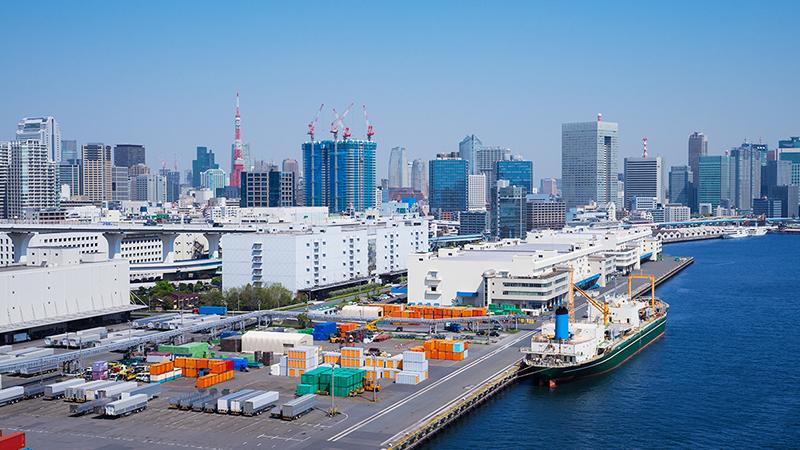 (3)港湾施設の運用段階